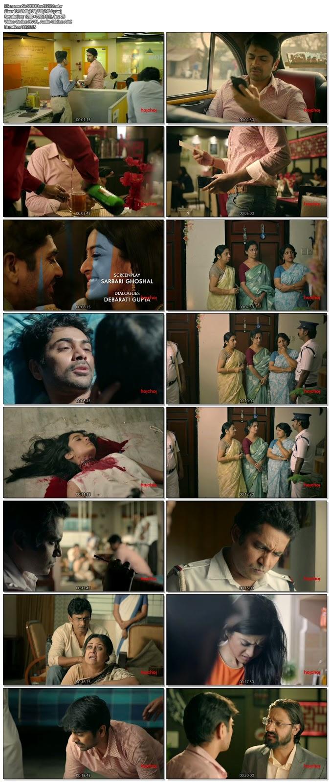 Six 2019 Hindi Complete WEB Series 720p HEVC x265