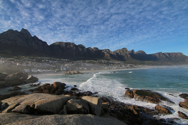 Playa de Camps Bay