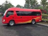 Jadwal Daltrans Travel Bandung - Wonosobo