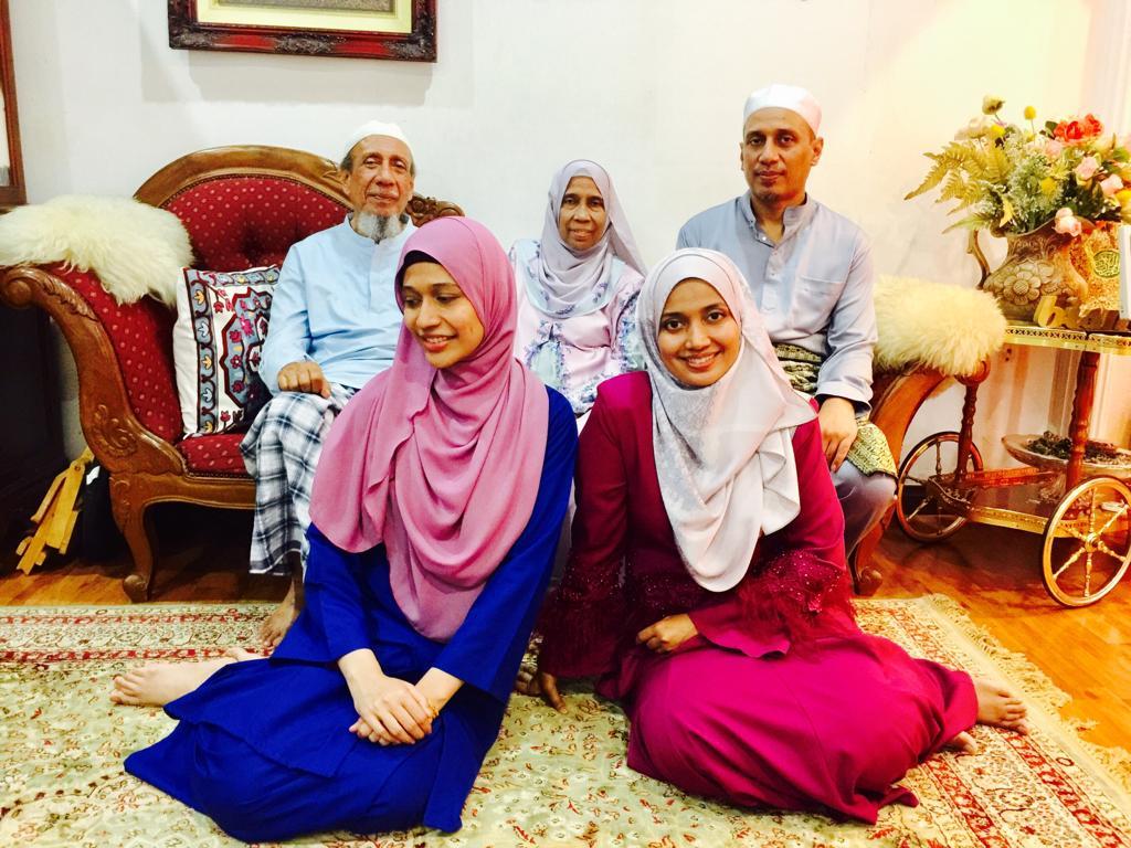 Satu Syawal di Kuala Lumpur...