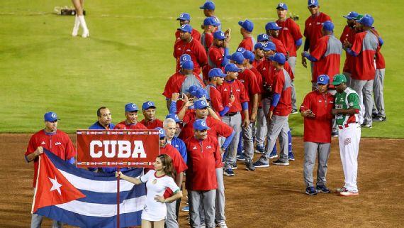 Cuba lleva casi el mismo equipo que participó recientemente en la Serie del Caribe en Culiacán.