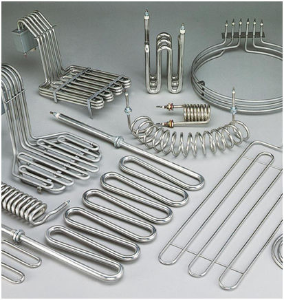 Working, Types And Varied Applications Of Tubular Heating Elements