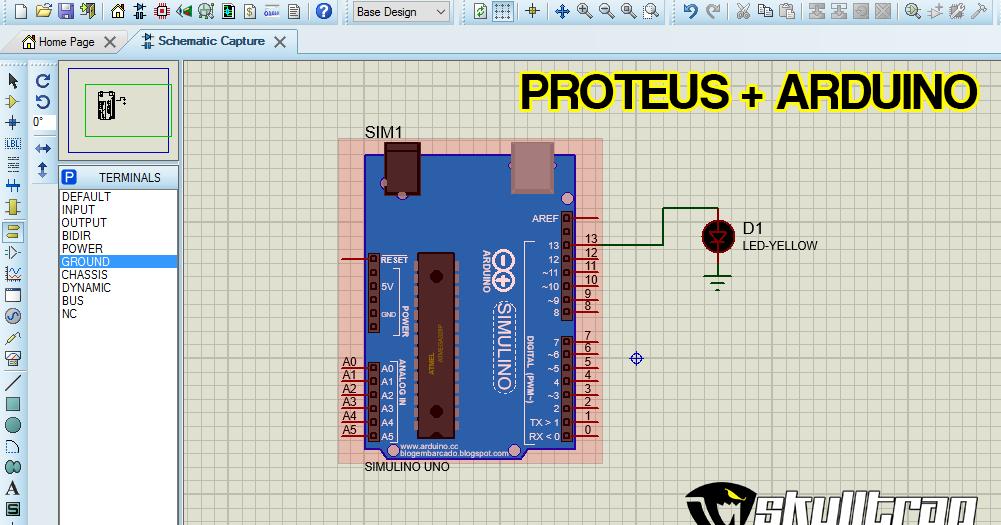 Descargar Librerías Arduino Para Proteus 8 2019 Skulltrap