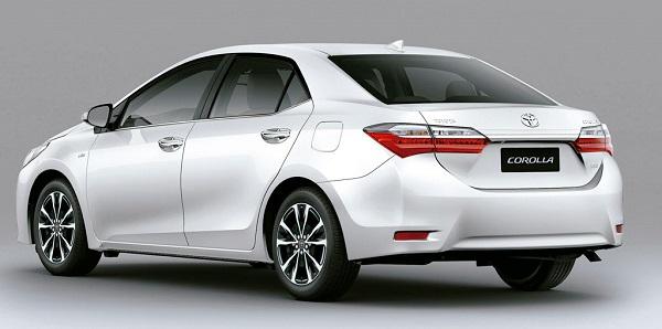 Toyota Corolla MY 2017