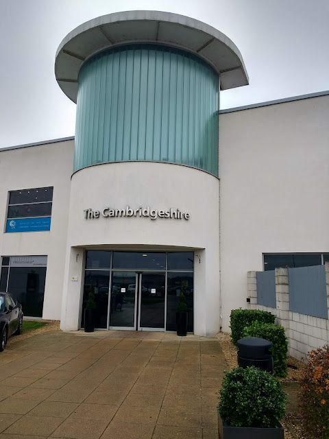 Land South Of Coldhams, Cambridge, Cherry Hinton, Psychogeography