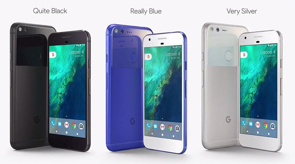 Google Pixel cũ