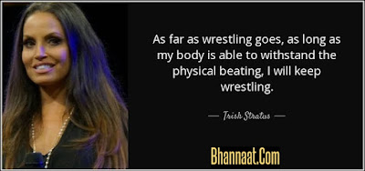 WWE Quotes by WWE Wrestlers