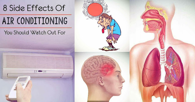 READ: 8 Side Effects Of Air Conditioning You Should Watch Out!