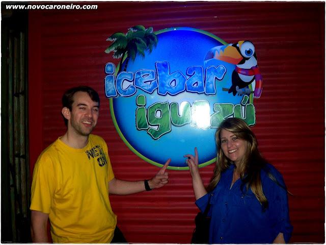 Icebar Iguazu, por novocaroneiro.com