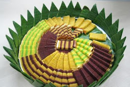 Resep Masakan Kue Lapis Bergizi untuk Puasa Ramadhan