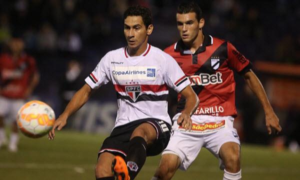 Soi kèo dự đoán Sao Paulo vs Avai SC