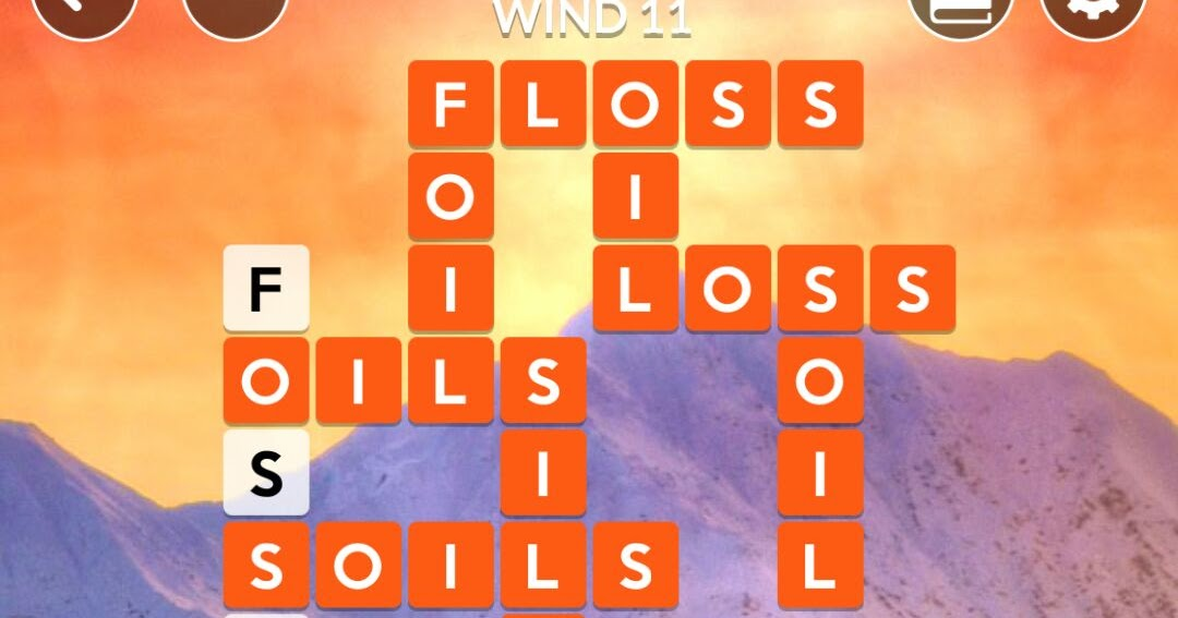 22+ Wordscapes Level 174 Wind 14 Gif