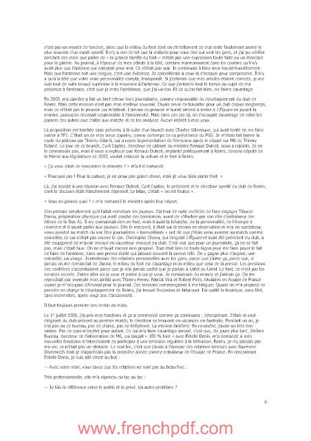 Roman: Deuxième mi-temps de Pierre Ménès PDF Gratuit