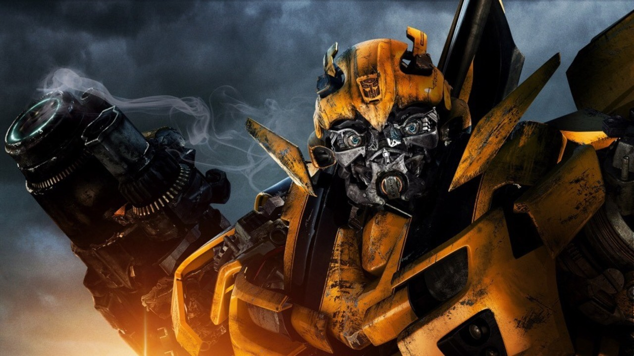BUMBLEBEE : Film Title And Logo Revealed.