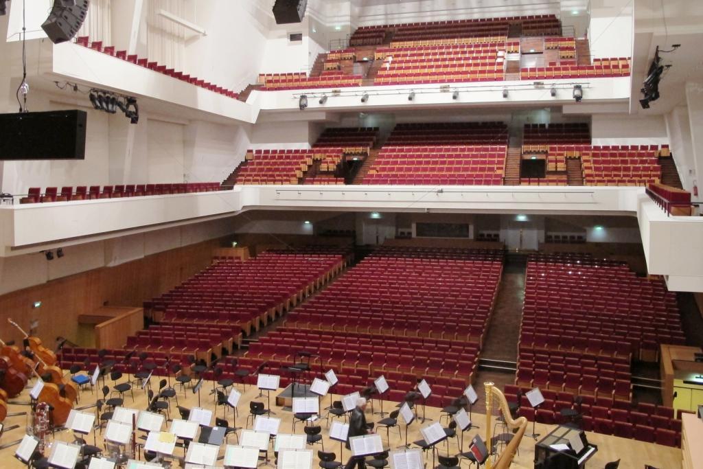 Peter S Paris Salle Pleyel