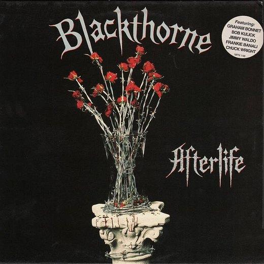 BLACKTHORNE - Afterlife [Expanded Edition remastered] (2016) full