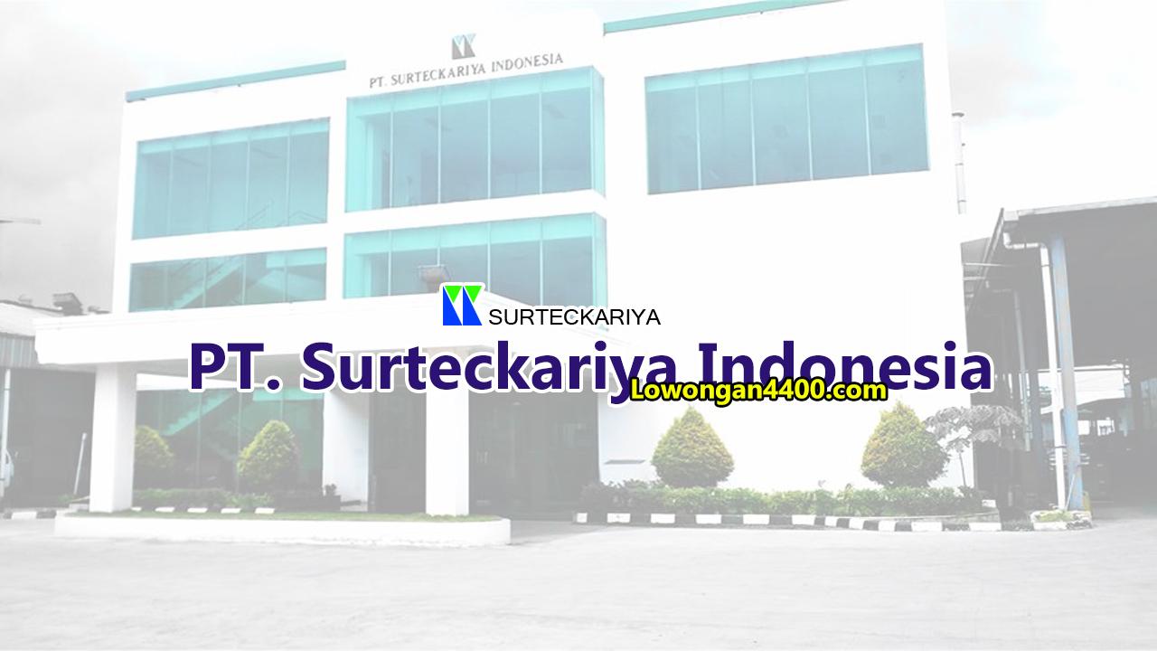 PT. Surteckariya Indonesia