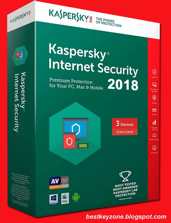 kaspersky total security 2018 free license key