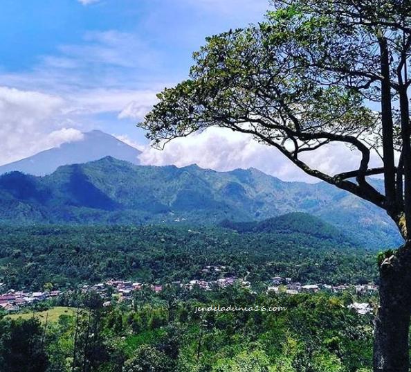Menikmati Keindahan Alam Indonesia Dari Bukit Mendelem Pemalang Situs Wisata Budaya