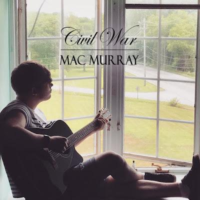 """Magic"" by Mac Murray's EP ""Civil War"" is a passionate alt rocker"