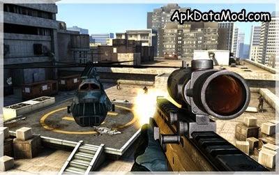 Modern Combat 3 Fallen Nation Apk poor helicopter
