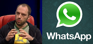 Jan Koum Sang Creator Whatsapp