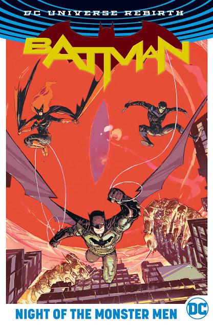 batman night of the monster men