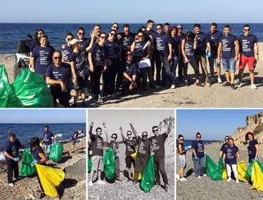 Το Santo Maris Oia Luxury Suites & Spa  συμβάλλει στην προστασία του θαλάσσιου περιβάλλοντος