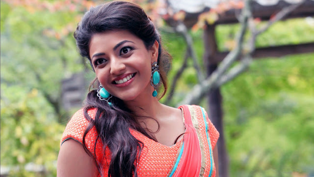 Indian Actresses images Kajal Agarwal HD wallpaper