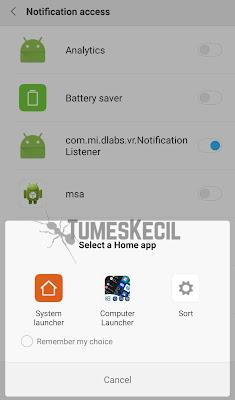 tema windows 10 untuk android