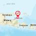Gempa bumi berkekuatan 6,4 Skala Richter (SR) mengguncang Situbondo