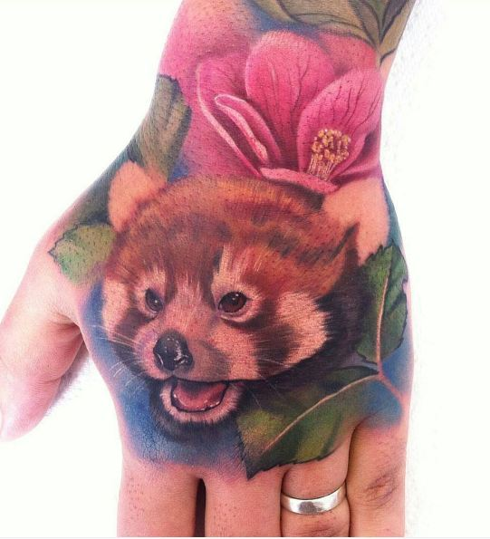Wildlife Tattoos
