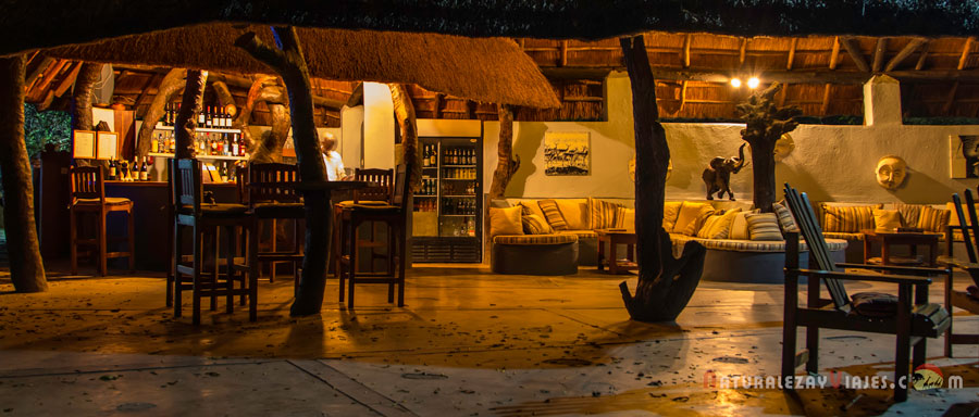 Kafunta River Lodge. South Luangwa, Zambia