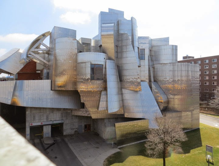 The Intrepid Tourist Weisman Art Museum Minneapolis Minnesota
