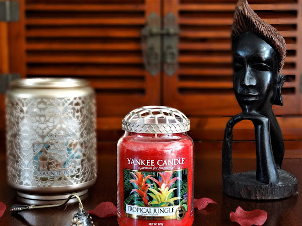 Tropical Jungle de Yankee Candle