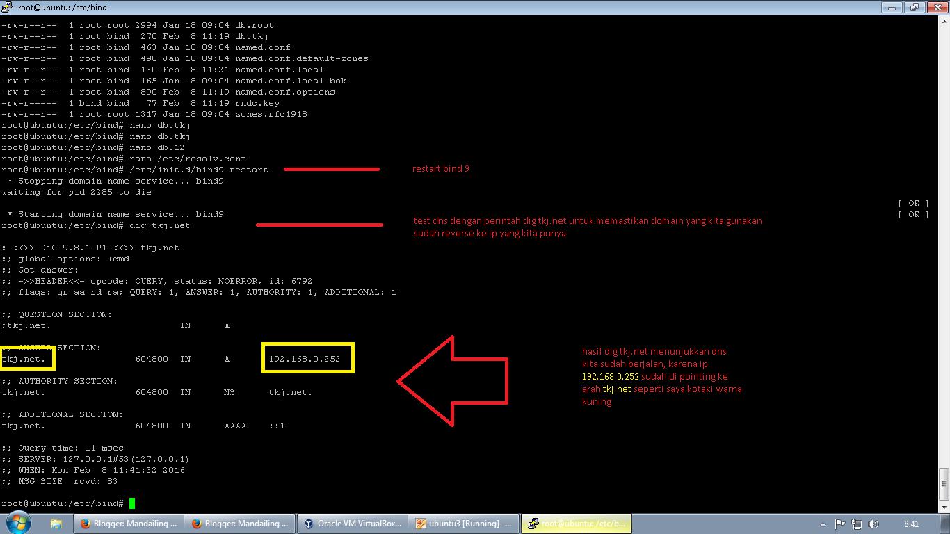 server bind9