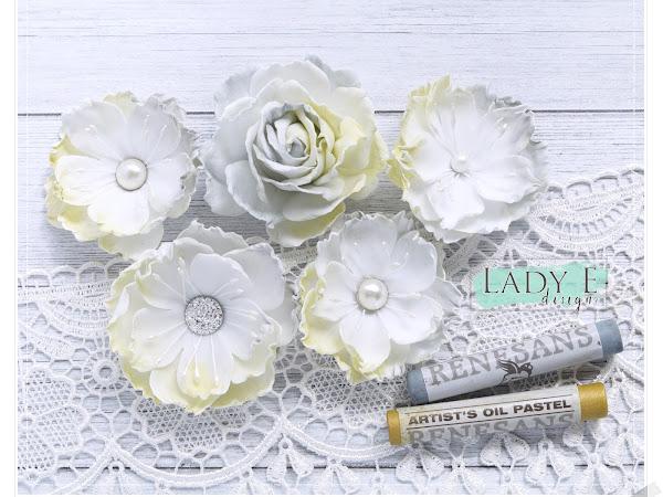 Few Foam Flowers