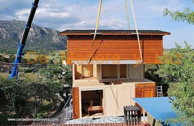 Casa barata en construcción