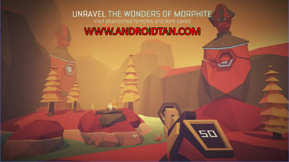 Morphite 3D FPS Planet Exploration Mod Apk for Android