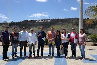 CES/UFCG recebe visitas de prefeito e vice eleitos de Cuité nesta terça (11)