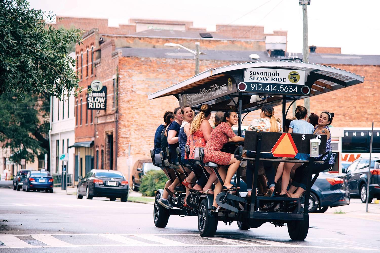 Savannah - thành phố bí ẩn dưới rừng sồi -5