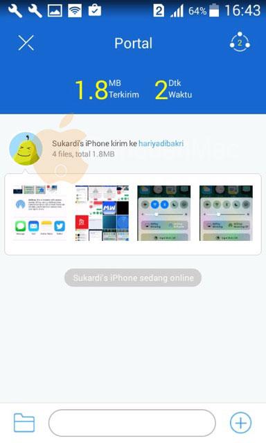 Cara Mengirim File dari iPhone ke Android Menggunakan ShareIt