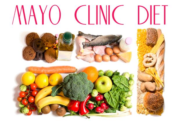 cara diet mayo