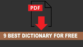 Download 9 Best Advanced Dictionary For Free(2019) - Mobile and PC