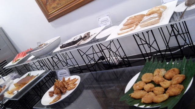 desserts in quezon buffet restaurant