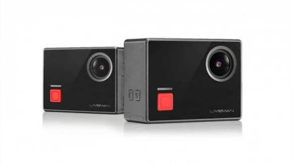 Liveman C1, LeEco Action Camera