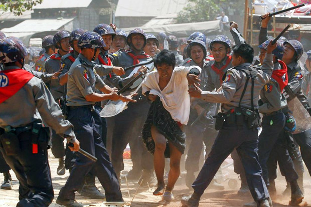 Kekejaman Terhadap Rohingya Masih Berlangsung