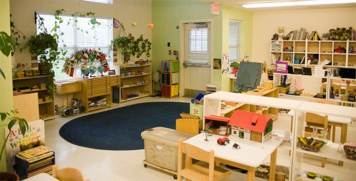 Modern Montessori Classroom ~ My writing life maria montessori the italian physician