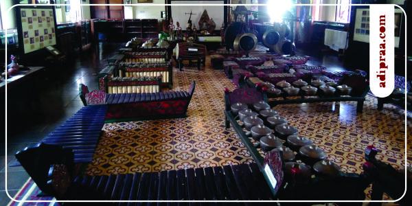 Koleksi Gamelan Museum Tembi Rumah Budaya | adipraa.com
