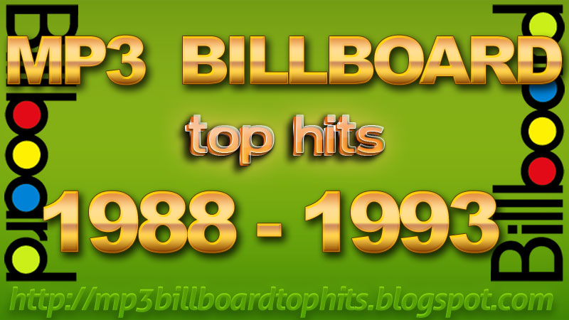 MP3 Billboard Top Hits 1988-1993 | mp3 Billboard Top Hits